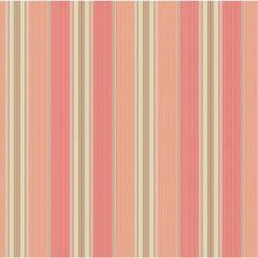 WA7784-WAVERLY CLASSICS LOVERS LANE WALLPAPER-Peach-Coral-Taupe-Beige-Khaki