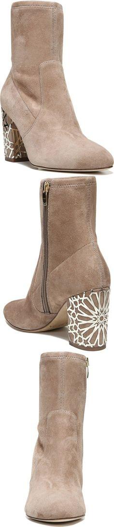 Via Spiga 'Daisie' Caged Heel Bootie (Women) available at #Nordstrom