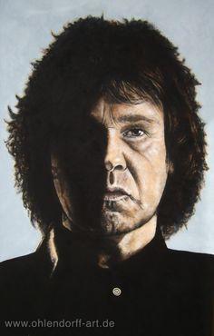 Gary Moore (skid Row/ Thin Lizzy/ BBM, git., voc.)    * 04.04.1952 – † 06.02.2011
