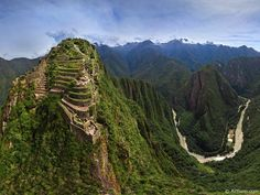 Mt. Huyana Picchu