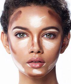 Best Contouring Makeup | Sephora | Heart