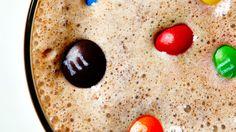 The Best M and M  Milkshake Recipe