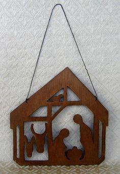 en madera tallada