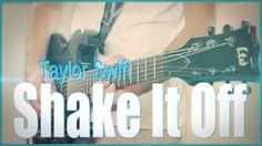 Taylor Swift - Shake It Off (Instrumental) | Jake Weber Cover