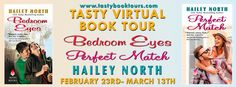 Romancing the Readers: Excerpt & Giveaway: Bedroom Eyes & Perfect Match b...