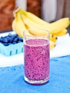 [Lean Meals] Shake Up Your Diet With 30 Superfood Protein Smoothie Recipes Under 300 Calories — Lean It UP Fitness Protein Smoothie Recipes, Smoothie Drinks, Fruit Smoothies, Healthy Smoothies, Protein Fruit, Healthy Drinks, Cacao Smoothie, Making Smoothies, Homemade Smoothies