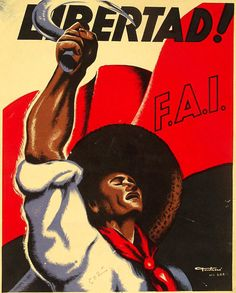 Artwork political posters Spanish Civil War Posters 01