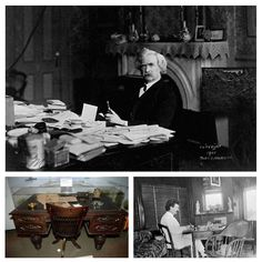 Creative people in history need to have the right workspace to work their magic. Their workspaces also reveal a lot about themselves and how they work. Literary Heroes, Pop Culture, Writer, Mindfulness, History, Creative, Artist, Books, Workspaces