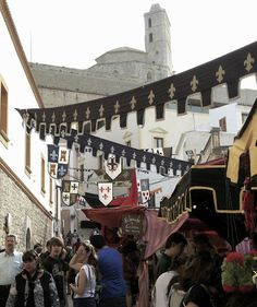 Medieval Market in May