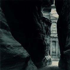 Emmet Gowin.  Petra