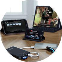 MediaShare™ Wireless Portable Streaming Device: Wireless Streaming - Ek kan net dink hoe die my lewe makliker gaan maak!