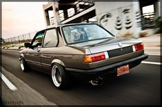 BMW 3 series E21 (1975-1983)