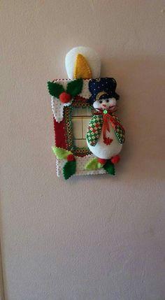 Navidad Sewn Christmas Ornaments, Felt Christmas, Christmas Crafts, Christmas Decorations, Xmas, Holiday Decor, Planner Organization, Life Planner, Diy And Crafts