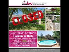 Just Sold at 108% of the Listing Price!