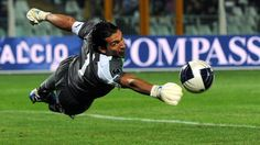 Not only the world's best goalkeeper Gianluigi Buffon is the great leader of Juventus.