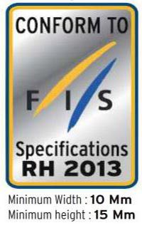 This sticker shows that it is certified that this helmet meets the regulations for USSA and FIS ski racing. All and older racers must wear a helmet with the FIS RH 2013 certification sticker. Ski Racing, Racing Helmets, Alpine Skiing, How To Apply, Sticker, Stickers, Decal