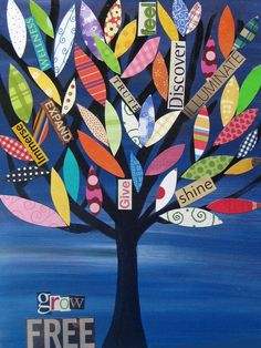 I love this tree image- I could have the words be from Gal 5:22 (fruit of the spirit) for church bulletin board.