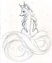 Resultado de imagem para fox tattoo