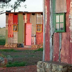 Shanty Town five star hotel in South Africa