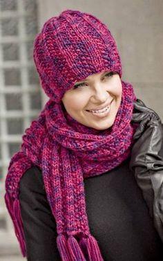 Suurenna kuva Winter Hats, Crochet, Knitting Ideas, Diy, Fashion, Moda, Bricolage, Fashion Styles, Ganchillo