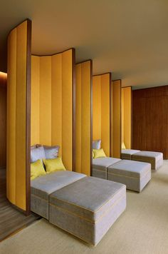 Wellness-Away Spa, W Hotel Beijing | AB Concept | Storytellers of Space