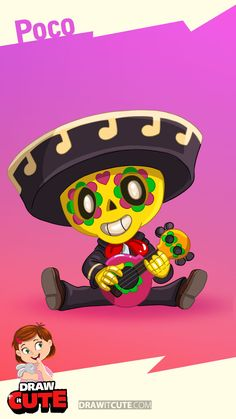 How to draw Poco super easy with coloring page Cute Coloring Pages, Coloring For Kids, Star Wallpaper, Wallpaper Desktop, Cool Pokemon Cards, Star Stickers, Star Art, Super Easy, Cool Stuff