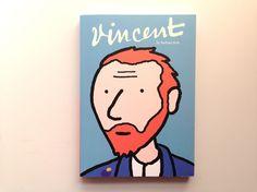 Vincent, the graphic novel