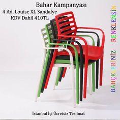 Bahar kampanyası,PP Kollu Sandalyeler