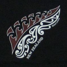 Another Silver Fern! Hawaiian Tribal Tattoos, Samoan Tribal Tattoos, Maori Tattoos, Borneo Tattoos, Tattos, Maori Tattoo Meanings, Fern Tattoo, New Zealand Tattoo, Silver Fern