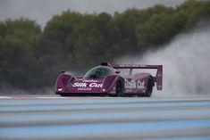 Jaguar XJR-14 - Chassis: 591 - Driver: Christophe d'Ansembourg - 2015 Dix Mille Tours