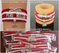 4e0c5d2c4eb7 Al X Mayor Brazalete Pulsera Del Mundial Peru Rusia 2018 en Mercado Libre  Perú