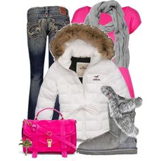 A fashion look from December 2012 featuring Ralph Lauren Black Label t-shirts, Hollister Co. jackets and Big Star jeans. Browse and shop related looks.