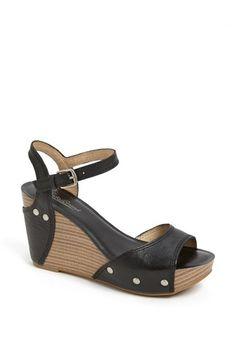 Lucky Brand 'Marshha' Platform Sandal available at #Nordstrom