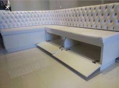 60 best ideas for corner bench seating kitchen interior design Kitchen Corner Bench Seating, Storage Bench Seating, Booth Seating, Dining Room Bench, Floor Seating, Dining Rooms, Restaurant Seating, Bedroom Seating, Kitchen Furniture