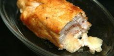 Easy crockpot recipes: Chicken cordon bleu crockpot recipe