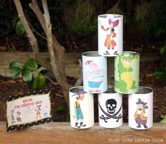 Jake And The Neverland Pirates Birthday Party Ideas | Photo 10 of 12 | Catch My Party