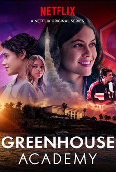دانلود رایگان سریال Greenhouse Academy