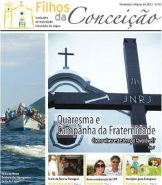 Jornal Filhos da Conceição, Santuário da Lagoa - Florianópolis (SC)