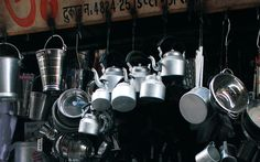 kitchenware from India