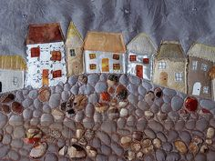 Charming quilted cottages