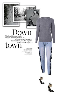 """""""Downtown"""" by theitalianglam ❤ liked on Polyvore featuring Fall and trends"""