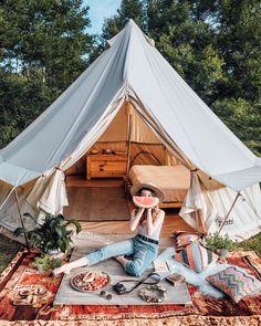19 ideas tent camping set up life