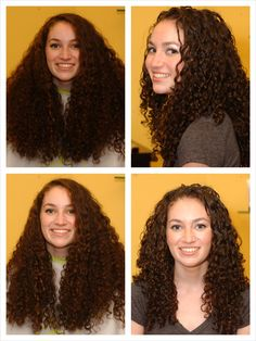 CURLY HAIR TIP OF THE DAY: Use a lavender spray to tame curls 2 quarts of water 5 drops pure lavender essential oil Add to a spray bottle and spray on curls to revive as often as needed. By Christina Carsillo www.haarmonystudios.com www.christinacurls.com