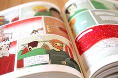 Publications BD - Thibaut Rassat Portfolio