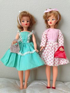 SaturdayFinds - Vintage-Inspired Gifts, Timeless Treasures and More! Sindy Doll, Ken Doll, Doll Toys, Dolls Dolls, Tammy Doll, Chinoiserie Chic, Barbie House, Childhood Toys, Vintage Dolls