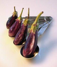 Broiled Summer Fairytale Eggplant