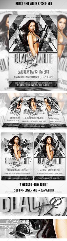 Tattoo Party  Flyer Template Party Flyer And Template