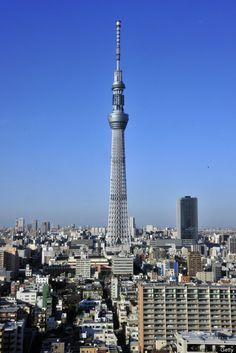 Tokyo Sky Tree Opens As The World's Second Tallest Tower (PHOTOS)