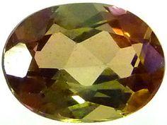 Andalusite from Brazil 1.77ct / Andalousite du Brésil 1,77ct - http://www.gems-plus.com