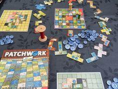 Patchwork | Image | BoardGameGeek